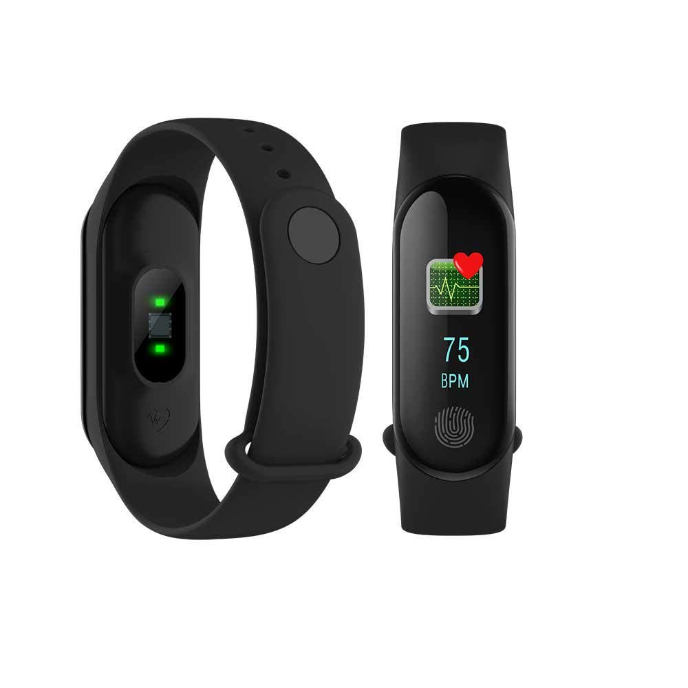 Teepao Kids Fitness Tracker, Activity Fitness Tracker with Heart Rate Monitor,Waterproof Camera Control Smart Bracelet Watch with Blood Pressure Monitor for Women Men Compatible for Android & iOS