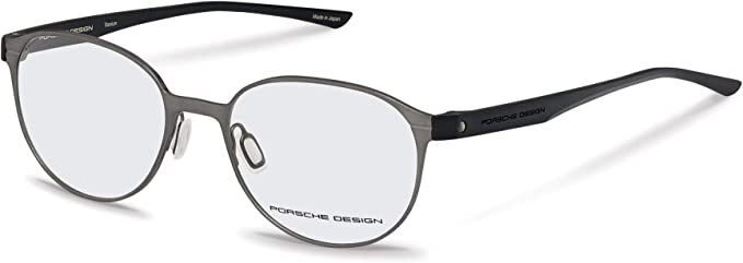 Authentic Porsche Design P 8348 D dark grey Eyeglasses