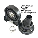 7L0407291 Driveshaft Center Support Bearing Boot Kit For VW Touareg Porsche Cayenne 03-10