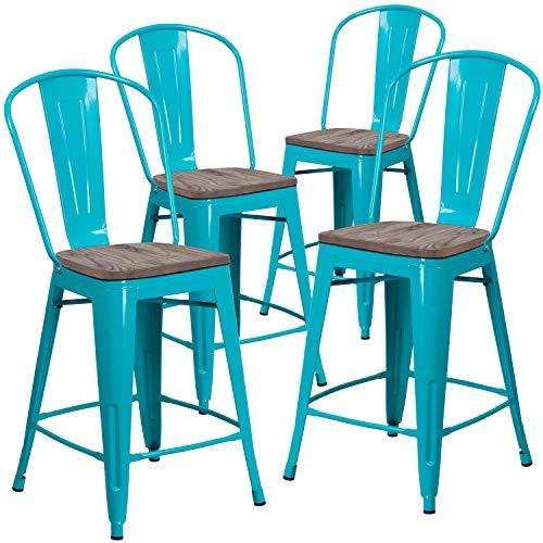 (Flash Furniture 4 Pk. 24