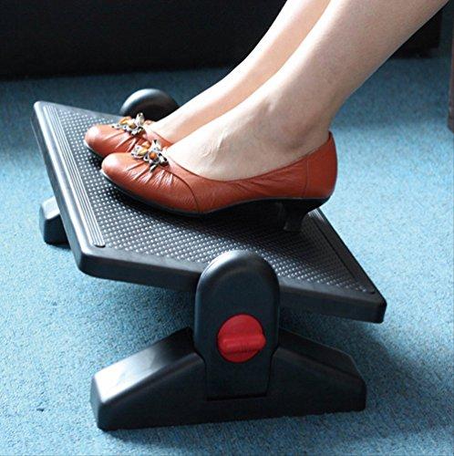 Dxracer Ergonomic Adjustable Footrest Office Stool Fr6033