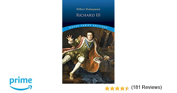 richard iii conscience essay Containing richard: richard's loss of self in richard iii by kerry bystrom '99 the attack of conscience that king richard suffers in act 5, scene 5 of shakespeare.