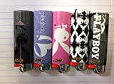 BIC BIG Playboy Bunny Lighters ~ 6 (Six) the Best Kind