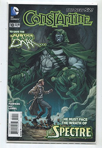 Constantine #10 NM The New 52 To Save The Justice League Dark DC Comics 21