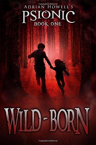 PSIONIC Book One Wild born Pentalogy product image