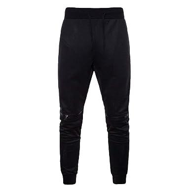 Saoye Fashion Pantalones De Chándal Pantalones Deportivos De Los ...