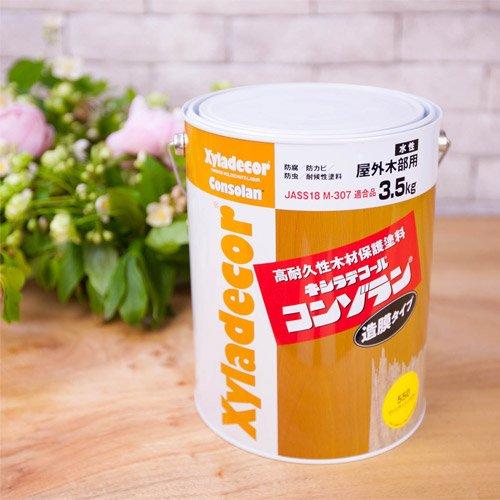 キシラデコール コンゾラン 3.5kg