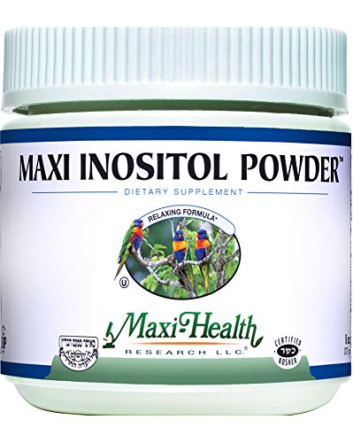 Maxi Health Pure Inositol Relaxing product image