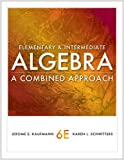 Elementary and Intermediate Algebra 6th Edition
