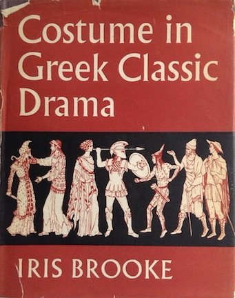 Costume in Greek Classic Drama.