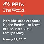 More Mexicans Are Crossing the Border — to Leave the U.S. Here's One Family's Story. | Daniel Connolly