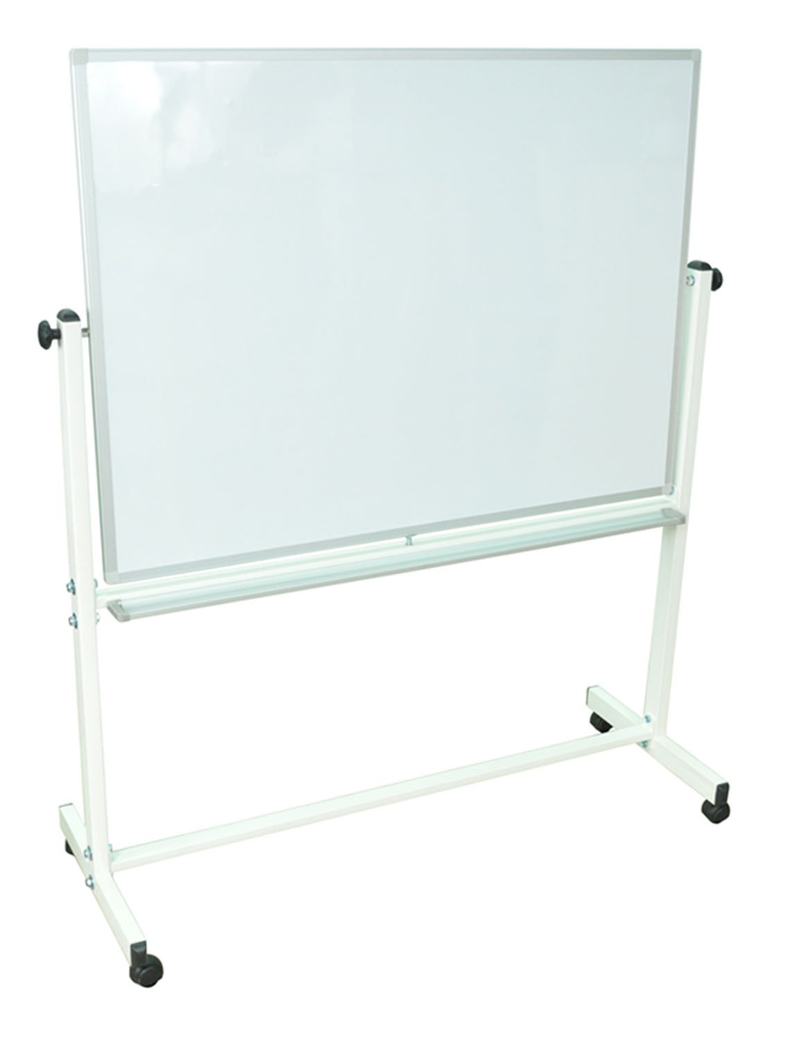 Luxor L340 - 48'' W x 36'' H Double Sided Magnetic White Board by Luxor