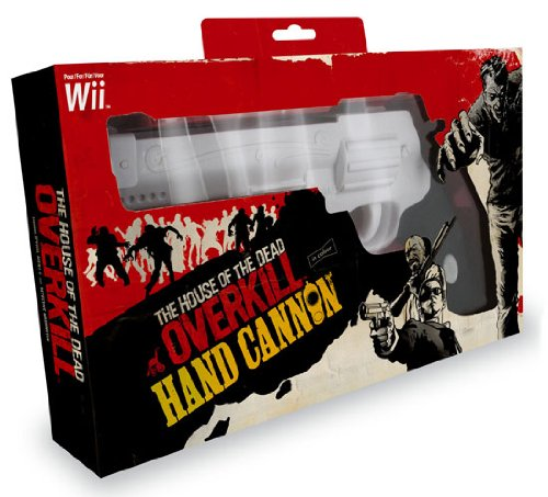 house of the dead overkill wii gun