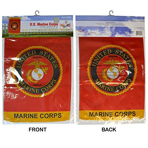 Buy marine corps garden flag
