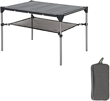 Tentock extérieur en Alliage daluminium Barbecue Table Pliante ...