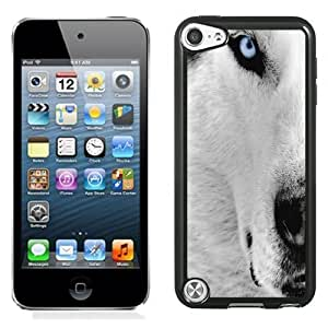 Designed For SamSung Galaxy S4 Mini Case Cover Alaskan Malamute Head Phone