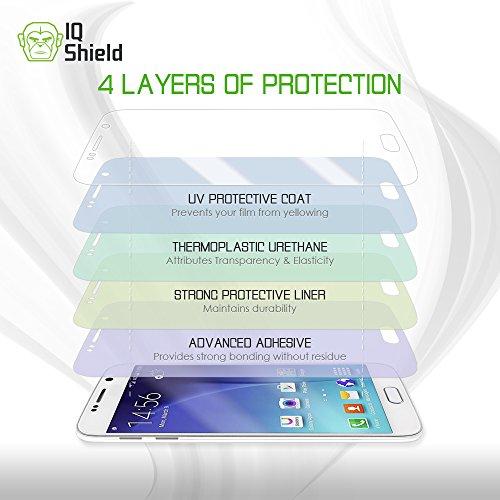 High Definition Clear Shield Screen Protector Supershieldz for Garmin 6-Pack Lifetime Replacement Fenix 5 Plus