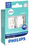 Philips 3157 Ultinon LED Bulb (White), 2 Pack