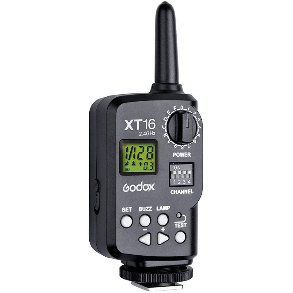 Godox xt16/Kit emetteur-recepteur