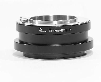 Pixco Lens Mount Adapter Ring for Nikon S Lens to Canon EOS R Mount Camera