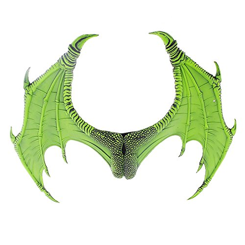 Supersoft Dragon Wings, 24.5 inches (Green) for $<!--$34.94-->