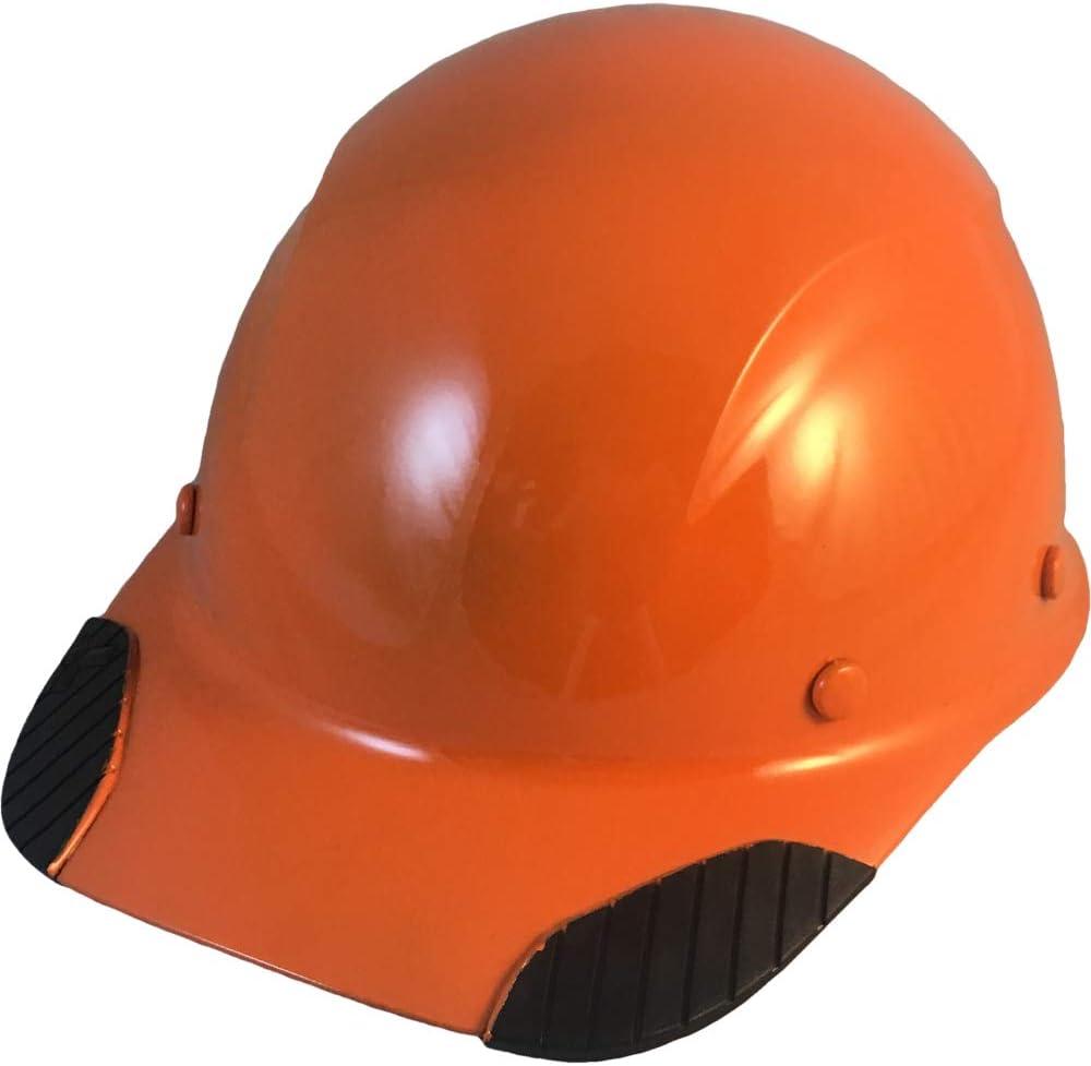 Lift Safety HDF-15NG Dax Full Brim Fiberglass Composite Hard Hat Natural