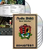 Studio Ghibli Collection 17 Movie Miyazaki Films DVD Box Set English (6 Discs)