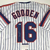 Autographed/Signed Dwight Doc Gooden New York