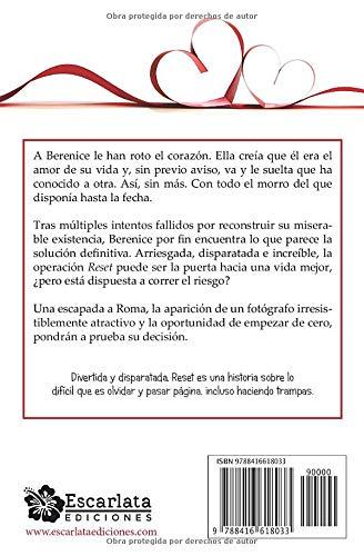 Reset (Romántica): Amazon.es: Pacheco, Lorena, Escarlata Ediciones: Libros