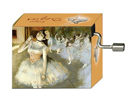 人気ブランドの 音楽ボックス:アート&音楽、Degas B000EZ8I9G、Primaバレリーナ」、「花のメロディ: Walz Walz B000EZ8I9G, Gardens Market:789c7153 --- arcego.dominiotemporario.com