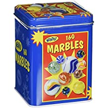 Toysmith Marbles in a Tin Box