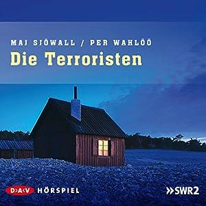Die Terroristen (Kommissar Martin Beck 10) Hörspiel