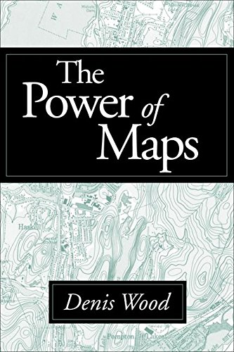 The Power Of Maps (Mappings : Society/Theory/Space)