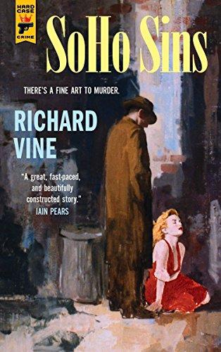 Soho Sins (Hard Case Crime) [Richard Vine] (Tapa Blanda)