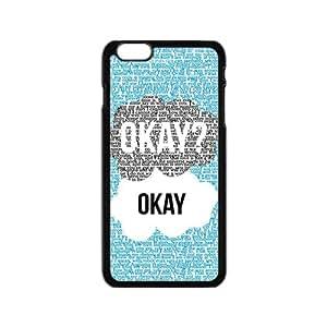 SANYISAN okay? okay. Phone Case for iPhone 6 Case