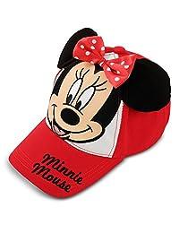 Disney bebé niña Minnie Mouse gorra de béisbol de algodón de lunares 693d75e90c0