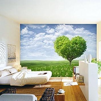 Wallpaper Experten Einfache Liebe Big Tree Wohnzimmer TV Hintergrund Tapete  Tapete Wandmalereien Schlafzimmer Ideen Der Wände