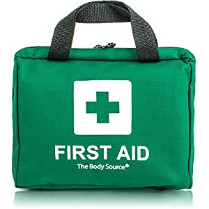 90 Piece Premium First Aid Kit Bag