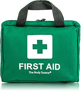 Amazon Com 90 Pieces First Aid Kit All Purpose With