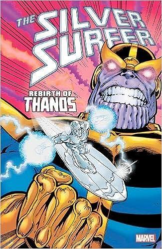 Silver Surfer: Rebirth of Thanos: Jim Starlin, Ron Lim