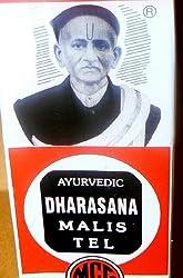 Dharasana Ayurvedic Massage Oil -Arthritis and Joint Pain Indian Remedy
