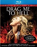 Drag Me to Hell (Unrated Director's Cut) [Blu-ray] cover.