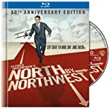North by Northwest (50th Anniversary Edition in Blu-ray Book Packaging) by Warner Home Video