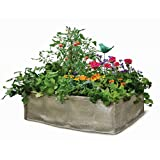 The Little Acre Raised-Bed Vegetable Garden (Natural, Large)