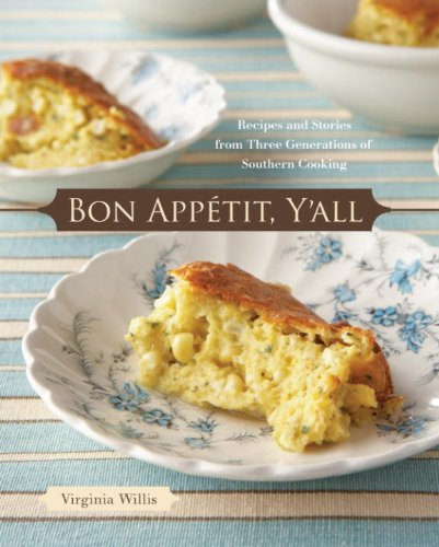 Bon Appetit, Y'all: Recipes and Stories from Three Generations of Southern Cooking (Italian Crab Cakes)