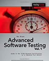 Advanced Software Testing, Vol. 1 Front Cover