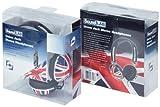 SoundLab Stereo Headphones - Union Jack