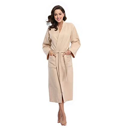 Tina Albornoz de Invierno Algodón Vestidos de Novia Largo Kimono Vestidos de Dama de Honor Sexy