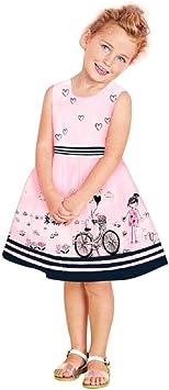 Falda niña Vestido de princesa de bebé Niñas Vestido de fiesta sin ...
