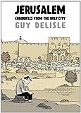 """""""Jerusalem - Chronicles from the Holy City"""" av Guy Delisle"""